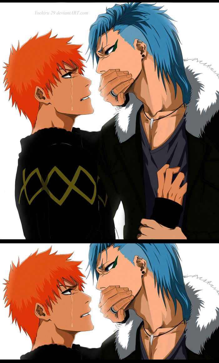Sexinesss but i need to know why ichigo is crying. by Yochiru-29.deviantart.com on @deviantART