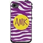 Personalized LifeProof™ iPhone 4/4s Cases - Zebra