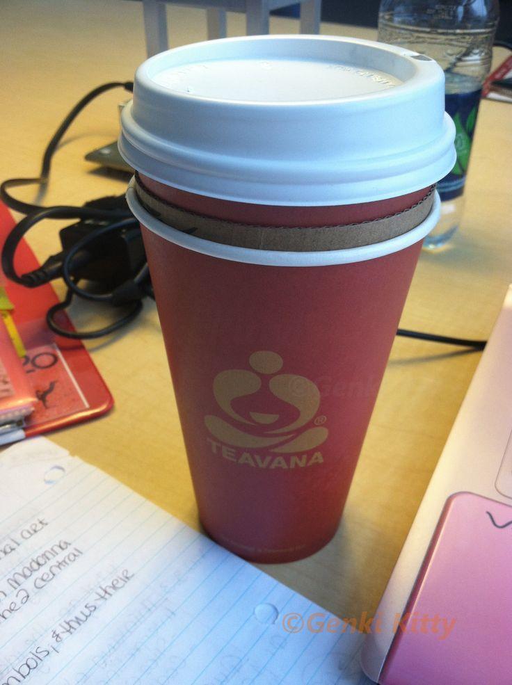 Teavana Tea to Go