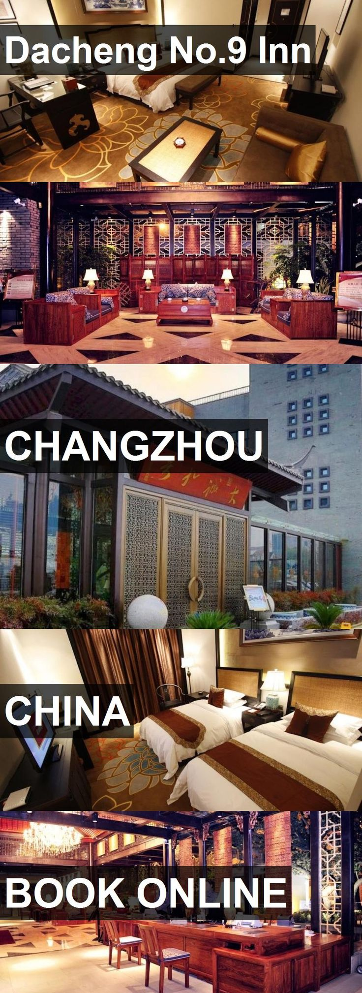 Hotel Dacheng No.9 Inn in Changzhou, China. For more information, photos, reviews and best prices please follow the link. #China #Changzhou #travel #vacation #hotel