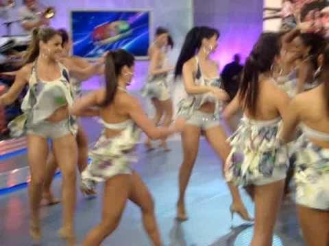 Bailarinas do Faustão: o que a Globo não mostra (video 1)