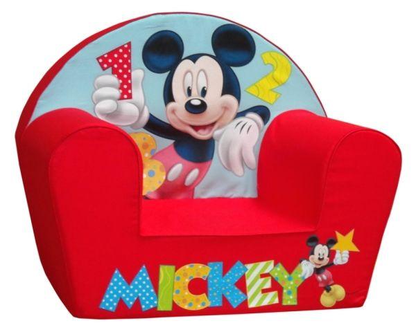 Disney Fauteuil Mickey 1-2-3 !