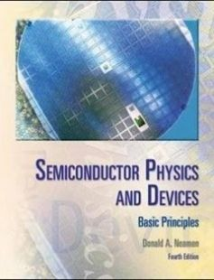 Semiconductor physics and devices: basic principles free download by Neamen Donald A ISBN: 9780073529585 with BooksBob. Fast and free eBooks download.  The post Semiconductor physics and devices: basic principles Free Download appeared first on Booksbob.com.
