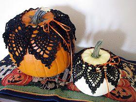 Ananas Zucca merletto: A Crochet pattern gratuito per voi