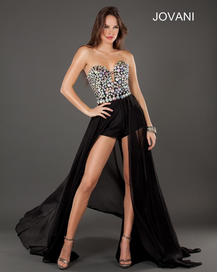 The 16 best Jovani Prom images on Pinterest | Evening gowns, Party ...