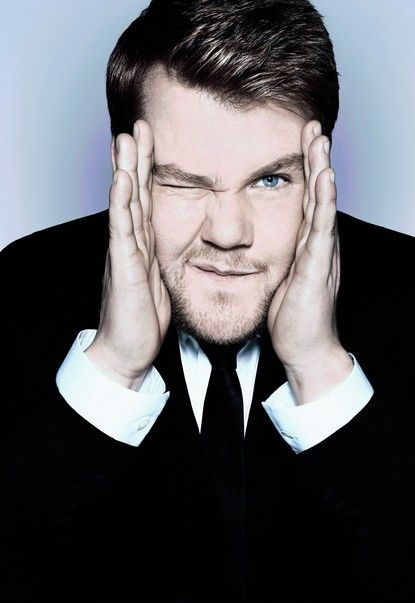 James Corden. He makes me laugh in pretty much everything he does.