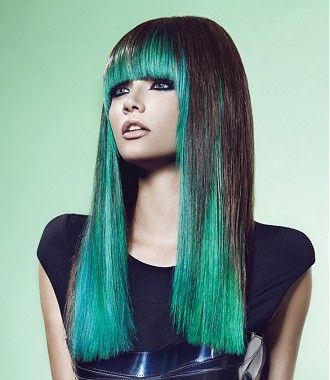 Marvelous 17 Best Ideas About Funky Long Hair On Pinterest Funky Short Hairstyles Gunalazisus