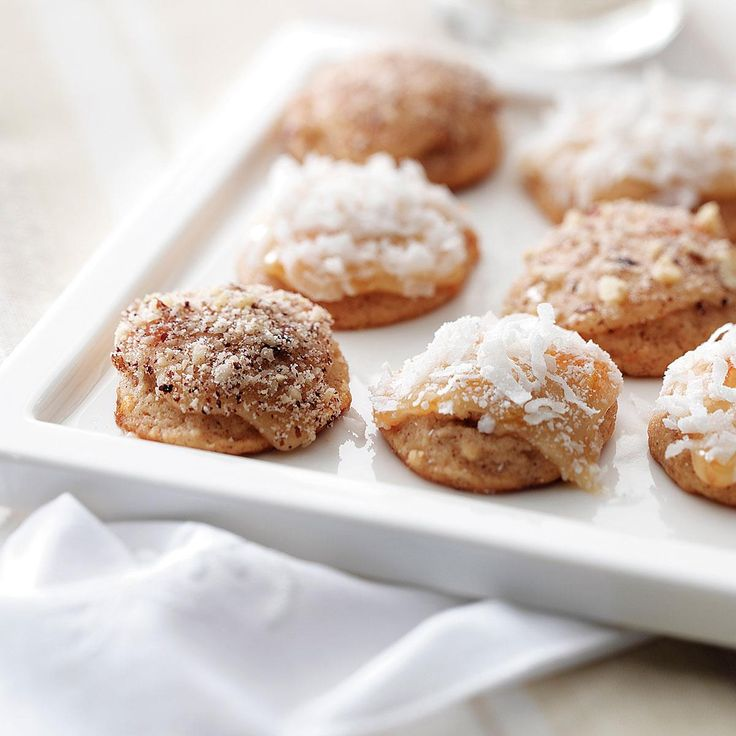 Apricot Cream Cheese Drops Recipe -This treasured recipe is from a favorite aunt. Her soft, rich cookies have a yummy apricot flavor, but you could substitute strawberry, pineapple or raspberry preserves if you prefer.