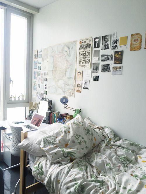 Hotel Room Inspiration: Dorm Room Inspiration, Room