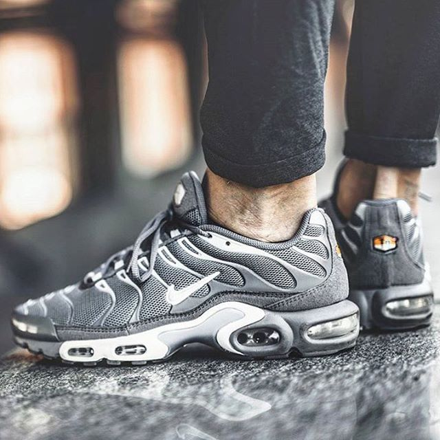 Nike Air Max TN Grey Mens