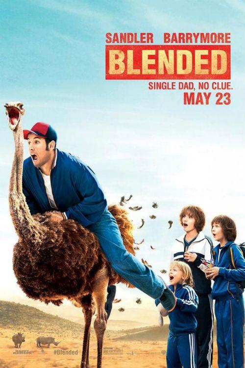 Blended - movie poster #blended