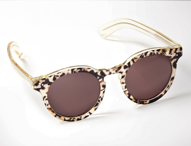 Ilesteva Leonard sunglasses    From $175    6 by Gee Beauty, 6 Roxborough St. W., 416-960-8080