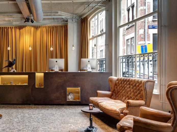 Hotel V Nesplein - 13 Best Fancy Hotels in Amsterdam - Awesome Amsterdam