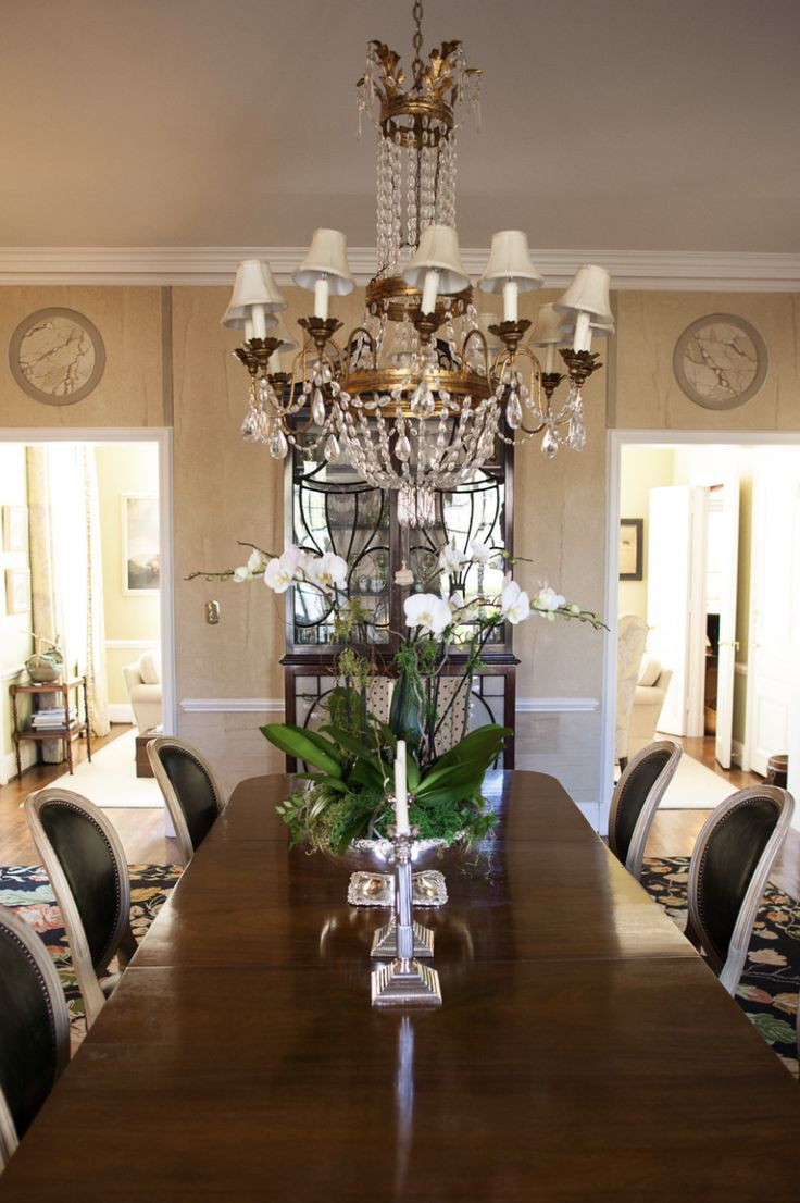 find this pin and more on dining rooms - Carolina Dining Room