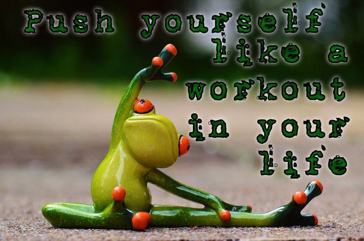 Work Wednesday On Pushing Yourself Like A Workout In Your Life  Today  have a think about where you are in life and if you are truly pushing yourself.  Most of us for vanity or fitness will work out to get our body in shape, or even pay for products or even surgery, but we don't invest that effort, money or time on improving our inner self.  Why is this? When how you feel about yourself actually matters more and can affect our family and those around us in a positive or negative way.  I have…