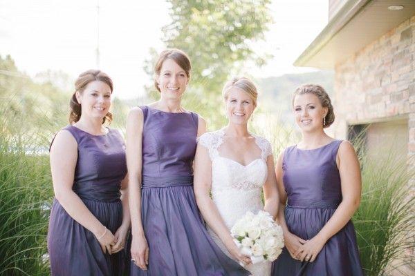 "A ""Four Seasons"" Wedding in Collingwood, Ontario"