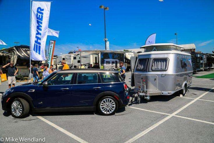 The Erwin Hymer Group of North America has introduced four amazingly light travel trailers that can be towed by just about any passenger vehicle on th...