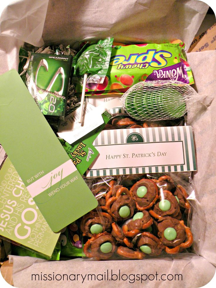 Missionary Mail - great blog for all kinds of missionary packages or just thoughtful packages