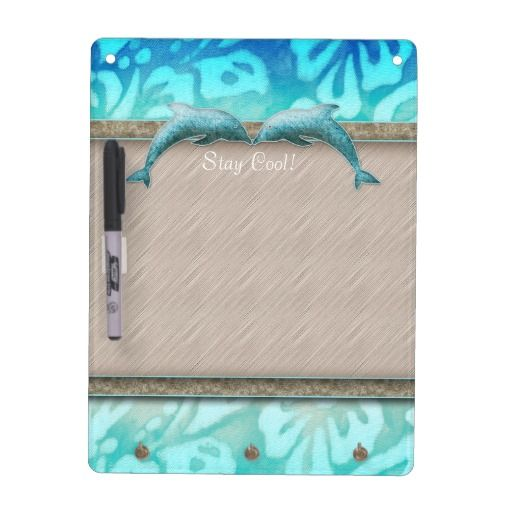 Beach Wedding Dolphin Nautical Blue White Board Dry-Erase Whiteboards SAVE 14.92% ... just click to see details!! reg: $39.95
