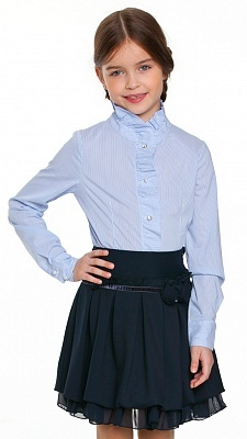 Love blouse, simple and classic (Silver spoon)