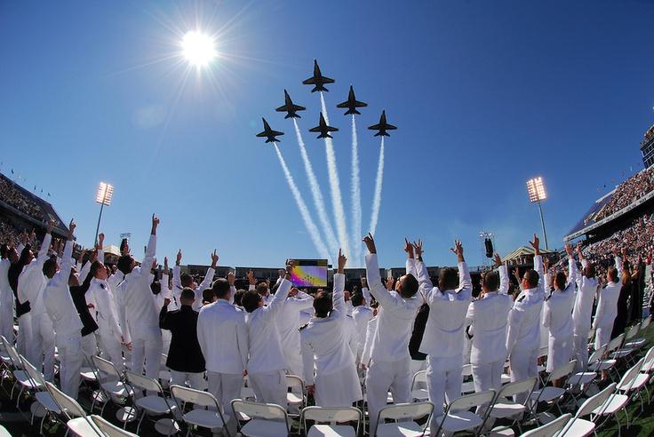 USNA Graduation