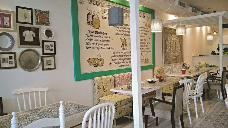 Grandmama's Cafe, Parel, Mumbai