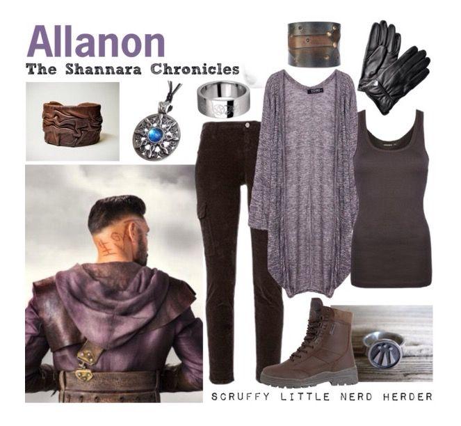 Everyday Cosplay | Allanon {The Shannara Chronicles}