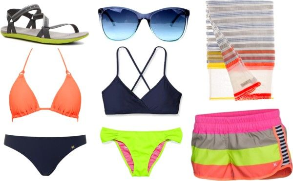 Functional Beachwear For Every Body: Mix-and-match Styles   Girls Gone Sporty