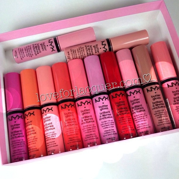 nyx butters