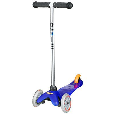 Mini Micro Scooter (blue) | Flying Penguin