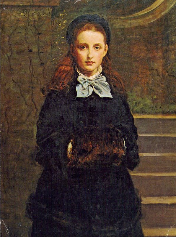 The Picture of Health by John Everett Millais