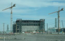 Registration site for tours of the Hanford site.  If this is what Barbara was talking about, Lacy helped build this.
