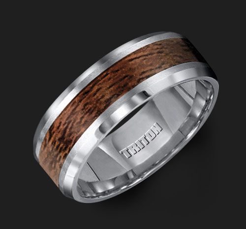 ring on images pinterest wedding s best triton mens tungsten bands rings men