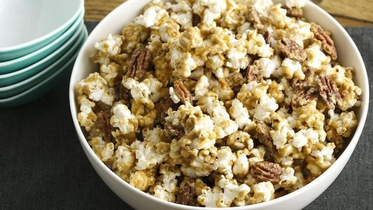 This classic caramel corn is perfect as an everyday snack or packaged as a homemade gift for your favorite foodie.