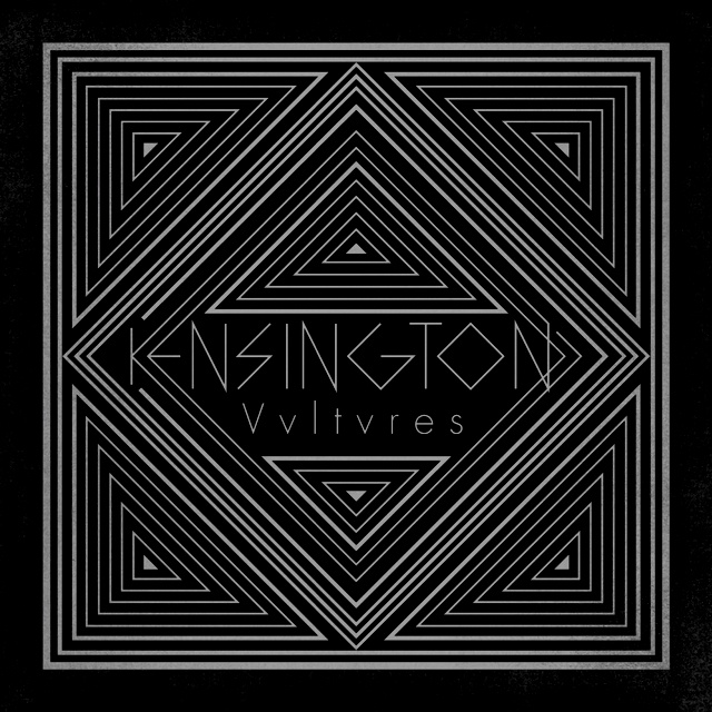 Exited about this album from dutch band Kensington!