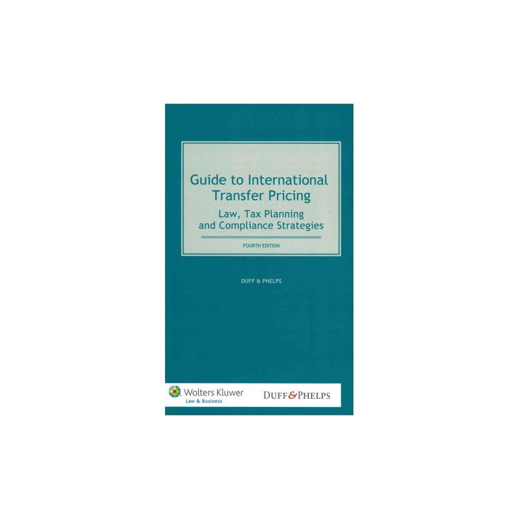 Guide to International Transfer Pricing (Paperback)