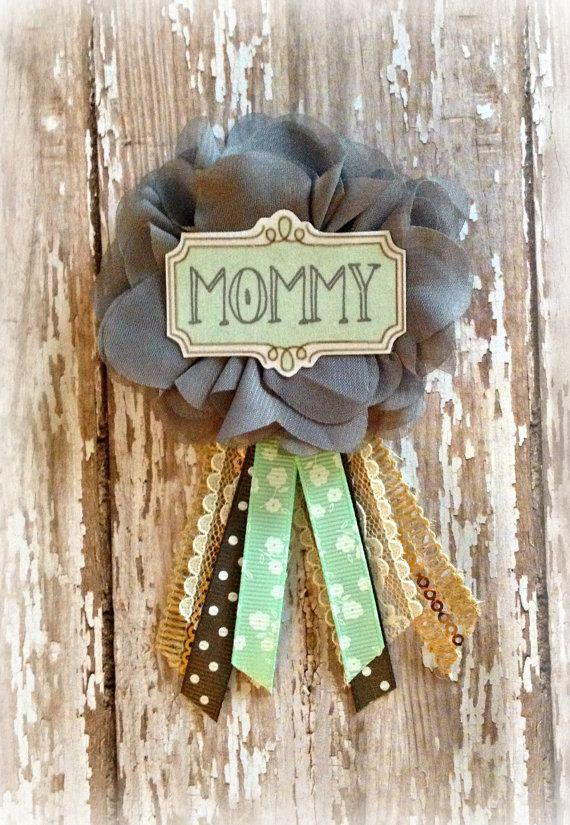 Best 25 Baby Shower Badge Ideas On Pinterest Mommy To