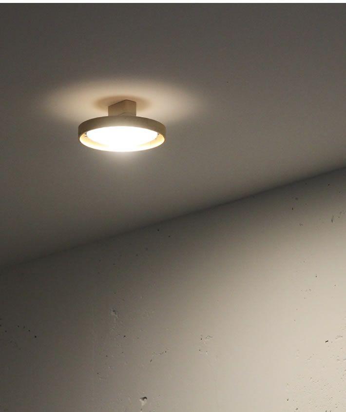LEDシーリングライト・100W相当 ナチュラル 簡単取付   インテリア照明の通販 照明のライティングファクトリー