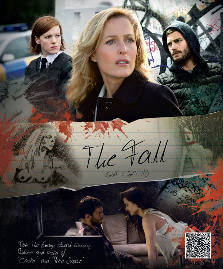 The Fall | BBC   Love this show... Getting better and better as Season 2 unfolds !
