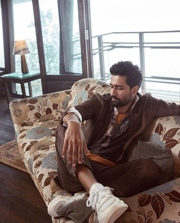 The very talented Vicky Kaushal