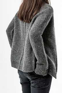 Cozy cardigan -- knitwear