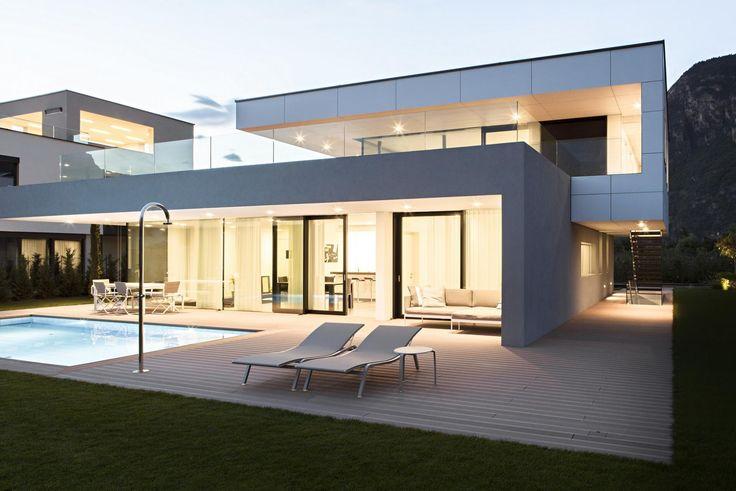 mh photostudio einfamilienhaus efh architektur pinterest haus modern und projekte - Moderne Innenarchitektur Einfamilienhaus