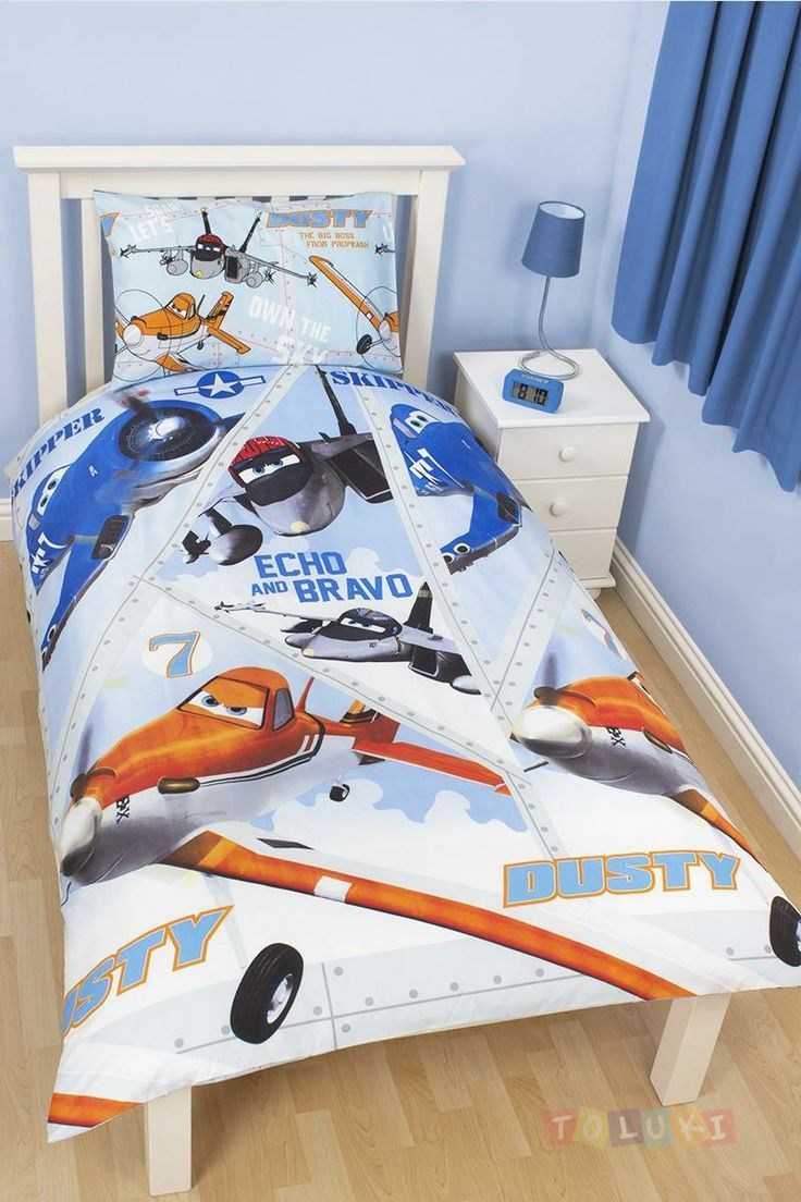 parure de lit planes dusty skiper echo bravo https. Black Bedroom Furniture Sets. Home Design Ideas