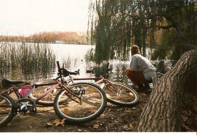Sortir amb nens a l'estany de Banyoles #sortirambnens