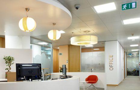LED Office lighting project | lighting.eu