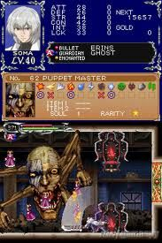 castlevania ds gameplay - Google Search