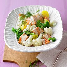 WeightWatchers.be - Weight Watchers Recepten - Ragout met zalm