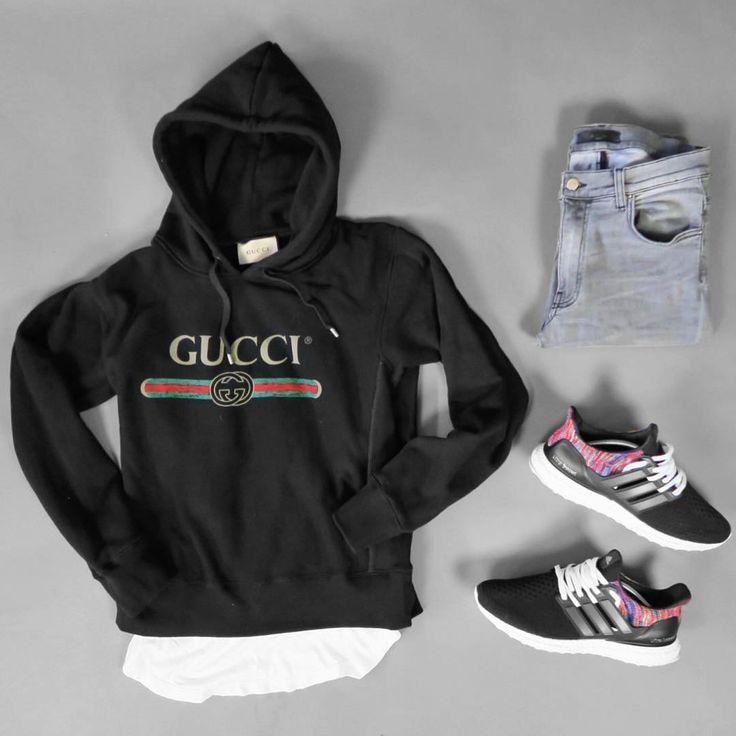 Sweat shirt made by Gucci