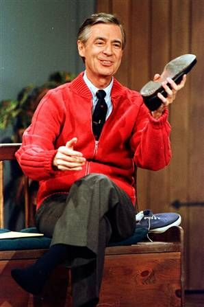 I will never forget the day when my grandparents took me out for pizza and there was Mr. Rogers having lunch! Growing up in Pittsburgh he WAS my neighbor so to speak!