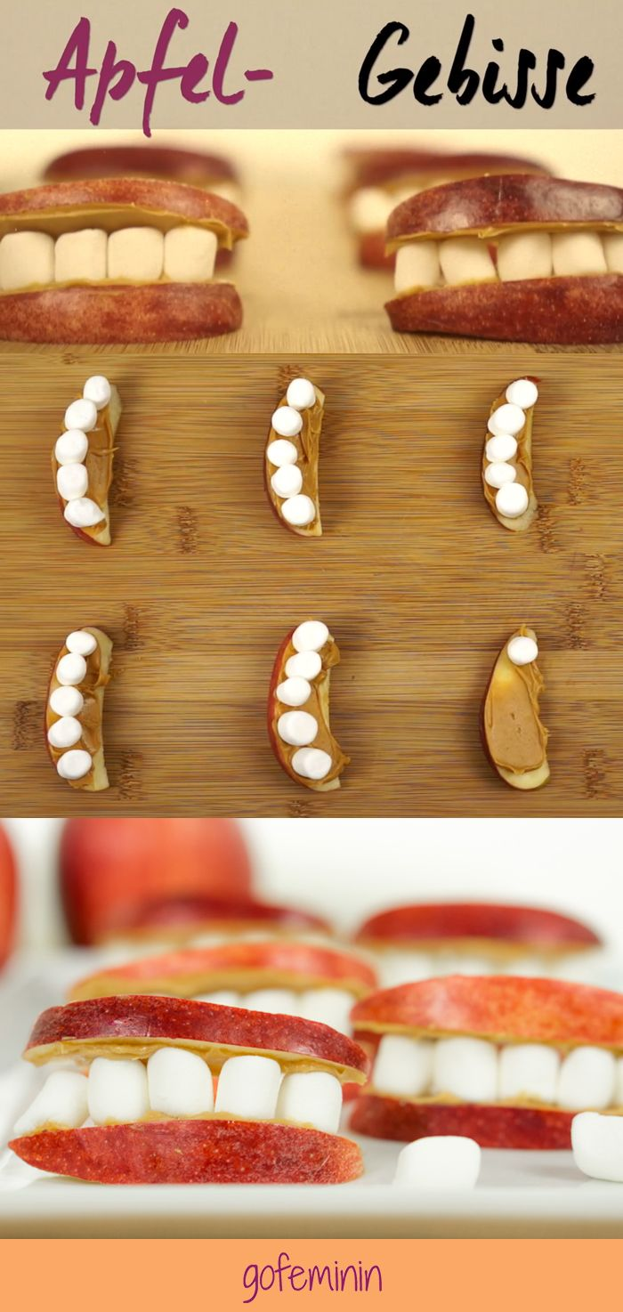 Easy Halloween Snack with only 3 ingredients Step by Step!